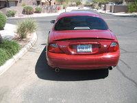 2003 Jaguar S-Type R Picture Gallery