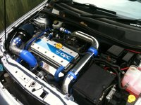 Picture of 2002 Vauxhall Astra, engine, gallery_worthy