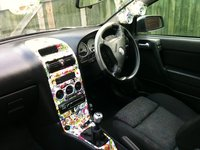 Picture of 2002 Vauxhall Astra, interior, gallery_worthy