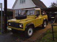 1991 Land Rover Defender Overview