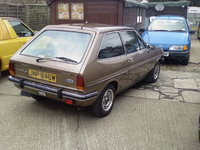 1980 Ford Fiesta Picture Gallery