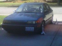 Picture of 1994 Mazda Protege 4 Dr LX Sedan, exterior, gallery_worthy
