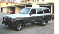 1988 Toyota Land Cruiser Overview