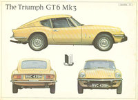 1973 Triumph GT6 Picture Gallery