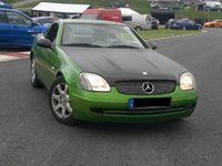 2001 Mercedes-Benz SLK-Class 2 Dr SLK230 Supercharged Convertible picture, exterior