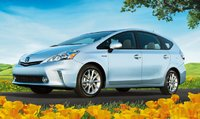 2012 Toyota Prius v Picture Gallery