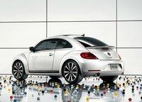 2012 Volkswagen Beetle, Back quarter view. , exterior, manufacturer