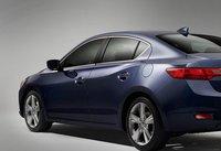 2013 Acura ILX, Back quarter view. , exterior, manufacturer