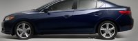2013 Acura ILX, Side View. , exterior, manufacturer