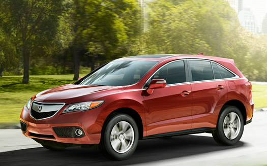 2013 Acura RDX, Front quarter view. , exterior, manufacturer, gallery_worthy