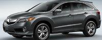 2013 Acura RDX, Front quarter view. , exterior, manufacturer