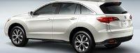 2013 Acura RDX, Back quarter view. , exterior, manufacturer