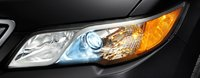 2013 Acura RDX, Close-up of headlight., exterior, manufacturer