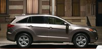 2013 Acura RDX, Side View. , manufacturer, exterior