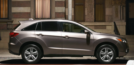 Sterling Acura on 2013 Acura Rdx  Side View    Manufacturer  Exterior