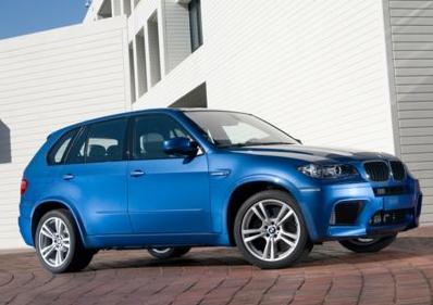2013 BMW X5 M, Front quarter view copyright AOL Autos. , exterior, manufacturer