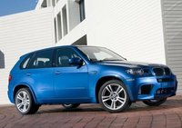 2013 BMW X5 M, Front quarter view copyright AOL Autos. , manufacturer, exterior