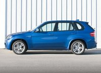 2013 BMW X5 M, Side View copyight AOL Autos., exterior, manufacturer