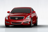 2013 Cadillac ATS, Front quarter view., exterior, manufacturer, gallery_worthy