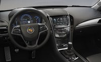 2013 Cadillac ATS, Steering Wheel., interior, manufacturer