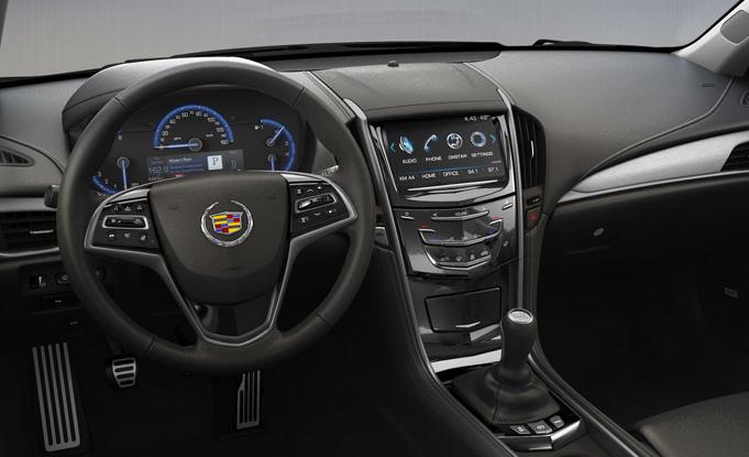 2013 Cadillac Ats Pic 7601034702154169138