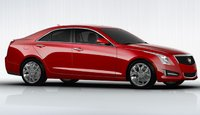 2013 Cadillac ATS, Side view. , exterior, manufacturer, gallery_worthy