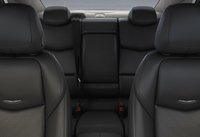 2013 Cadillac ATS, Front and back seat., interior, manufacturer