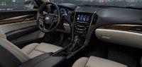 2013 Cadillac ATS, Front Seat. , interior, manufacturer