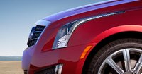 2013 Cadillac ATS, Close-up of hood. , exterior, manufacturer