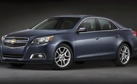 2013 Chevrolet Malibu Picture Gallery