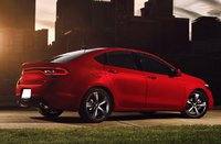 2013 Dodge Dart, Side View. , manufacturer, exterior
