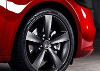 2013 Dodge Dart, Close-up of front tire., exterior, manufacturer