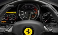 2013 Ferrari F12 Berlinetta, Close-up of steering wheel., manufacturer, interior