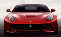 2013 Ferrari F12berlinetta, Front View. , exterior, manufacturer
