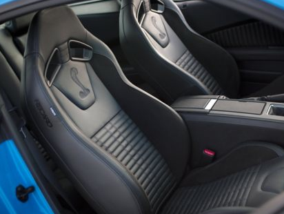 2013 Ford Shelby GT500, Front Seats copyright AOL Autos., interior, manufacturer, gallery_worthy