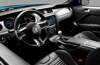 2013 Ford Shelby GT500, Front View copyright AOL Autos., interior, manufacturer