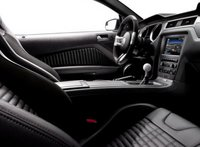 2013 Ford Shelby GT500, Front Seat copyright AOL Autos., interior, manufacturer