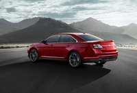 2013 Ford Taurus, Side View., manufacturer, exterior