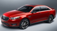 2013 Ford Taurus, Front quarter view. , exterior, manufacturer