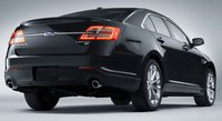 2013 Ford Taurus, Back quarter view. , manufacturer, exterior