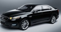 2013 Ford Taurus, Side view., exterior, manufacturer