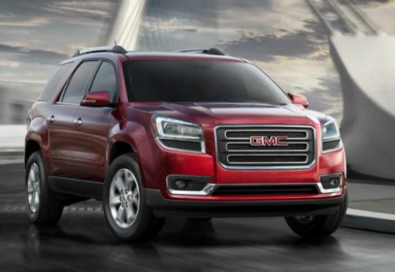 2013 gmc acadia overview cargurus. Black Bedroom Furniture Sets. Home Design Ideas