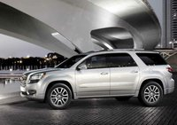 2013 GMC Acadia, Side View., exterior, manufacturer
