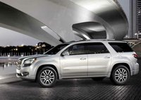 2013 GMC Acadia, Side View., manufacturer, exterior
