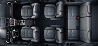 2013 GMC Acadia, Front and back seat., manufacturer, interior