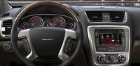 2013 GMC Acadia, Steering Wheel., interior, manufacturer