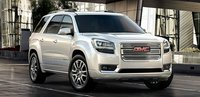 GMC Acadia Overview