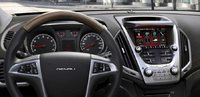 2013 GMC Terrain Denali, Steering wheel and stereo., interior, manufacturer
