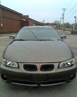2001 Pontiac Grand Prix GT, Front  View, exterior