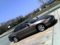 2001 Pontiac Grand Prix GT, This is how she looked in 2008 right after I purchase her., exterior
